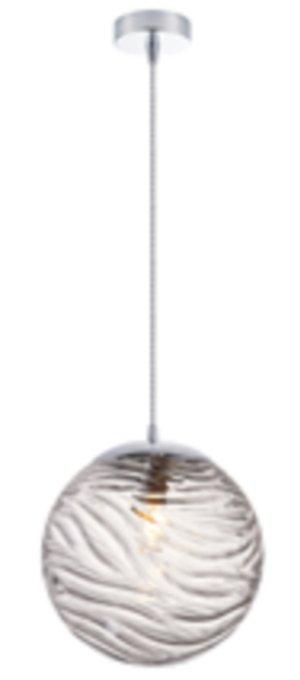 Подвесной светильник Dunas с плафоном из стекла