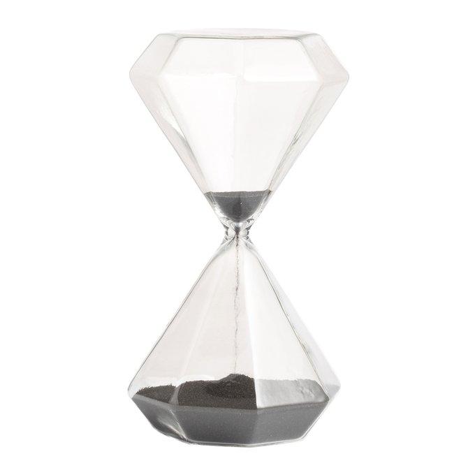 Песочные часы на 15 минут Чёрные