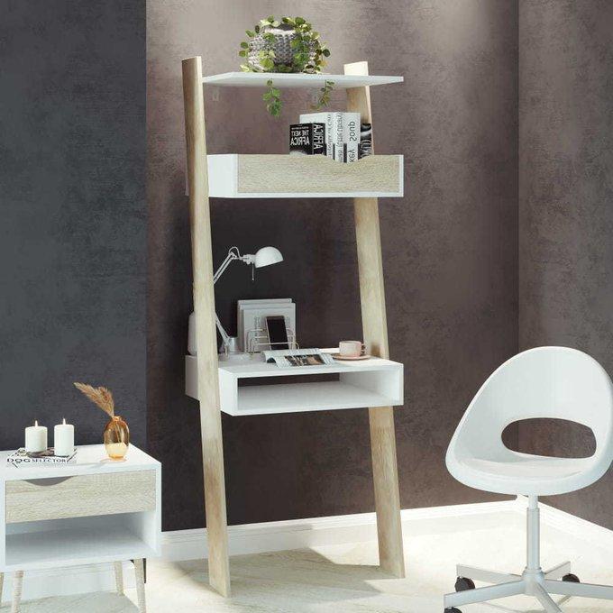 Письменный стол Oslo белого цвета