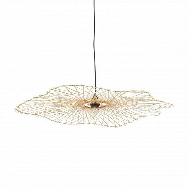 Подвесной светильник Plasma из бамбука
