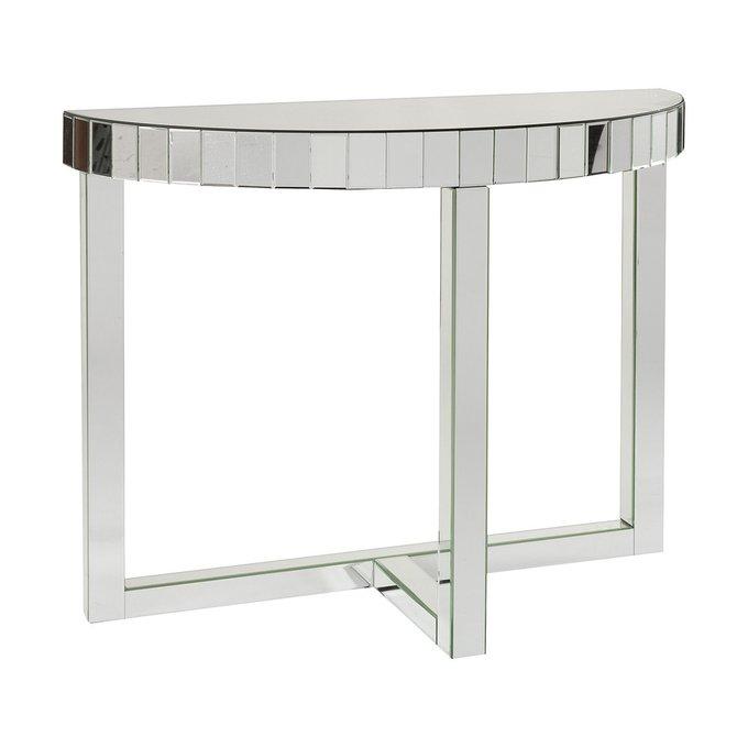 """Зеркальный консольный столик """"Vienne"""""""