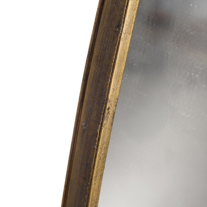 Зеркало настенное в металлической раме