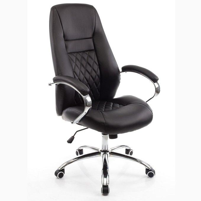 Офисное кресло Aragon черного цвета