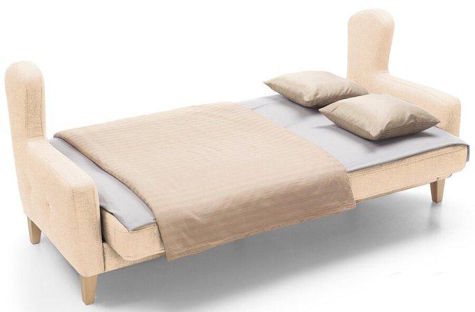 Диван-кровать Ингритт бежевого цвета
