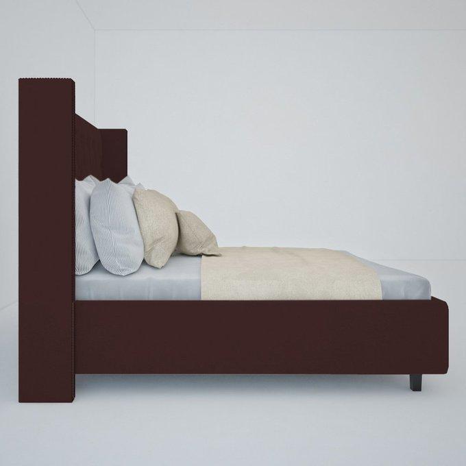 Кровать с декоративными гвоздиками Wing 180x200 см