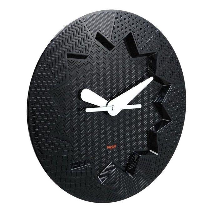 Часы Crystal Palace черного цвета