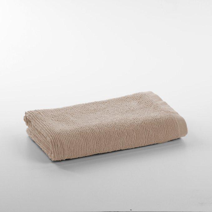 Банное полотенце Miekki бежевого цвета