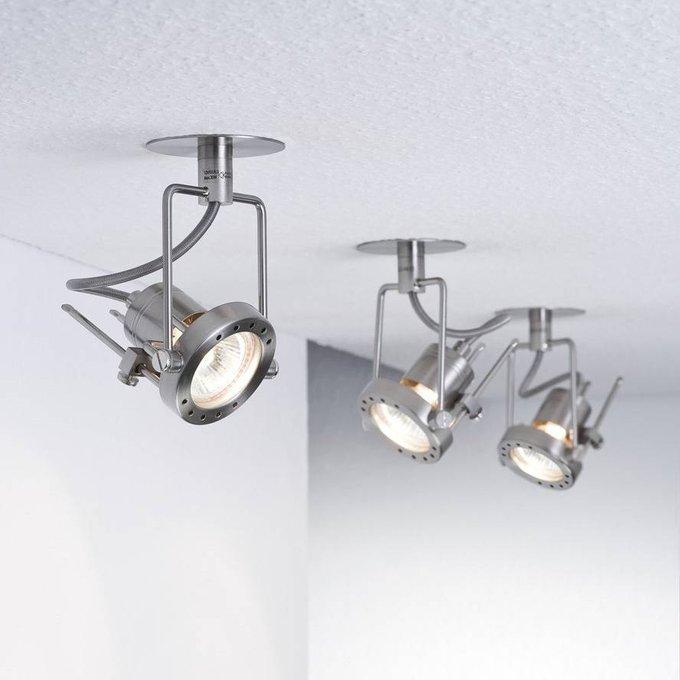 Встраиваемый светильник (в комплекте 3 шт.) PAULMANN Techno