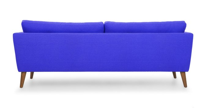 Диван Хадсон  L blue