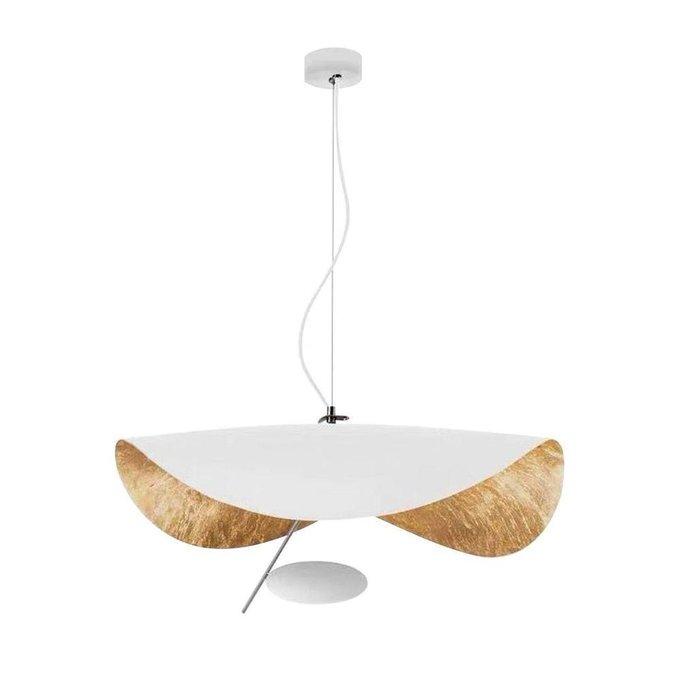 Подвесной светодиодный светильник Вилен белого цвета