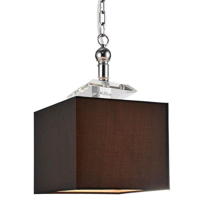 Подвесной светильник Newport black сhrome