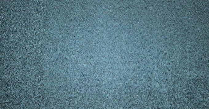 Пуф Вояж серо-голубого цвета