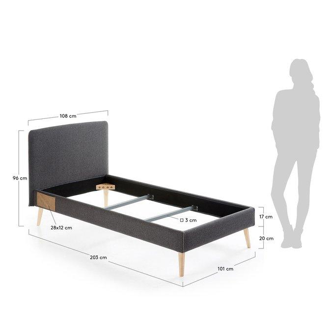 Кровать Julia Grup Lydia 90х190