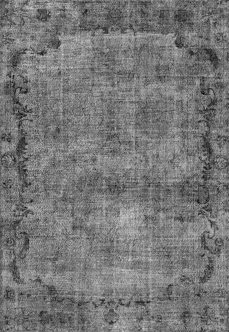 Ковер серого цвета 200х300