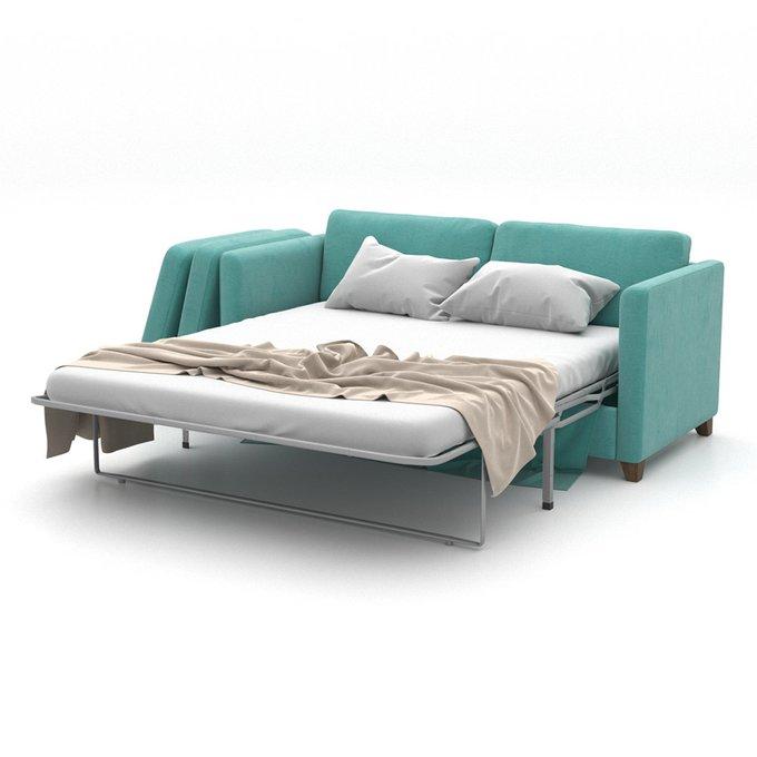 Диван-кровать Bari SFR голубого цвета