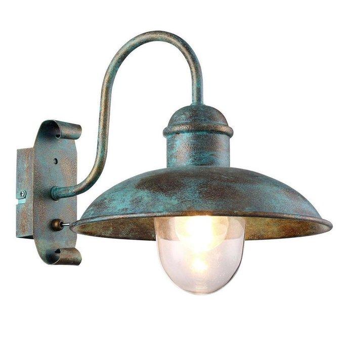 Бра Arte Lamp Passato из металла и стекла