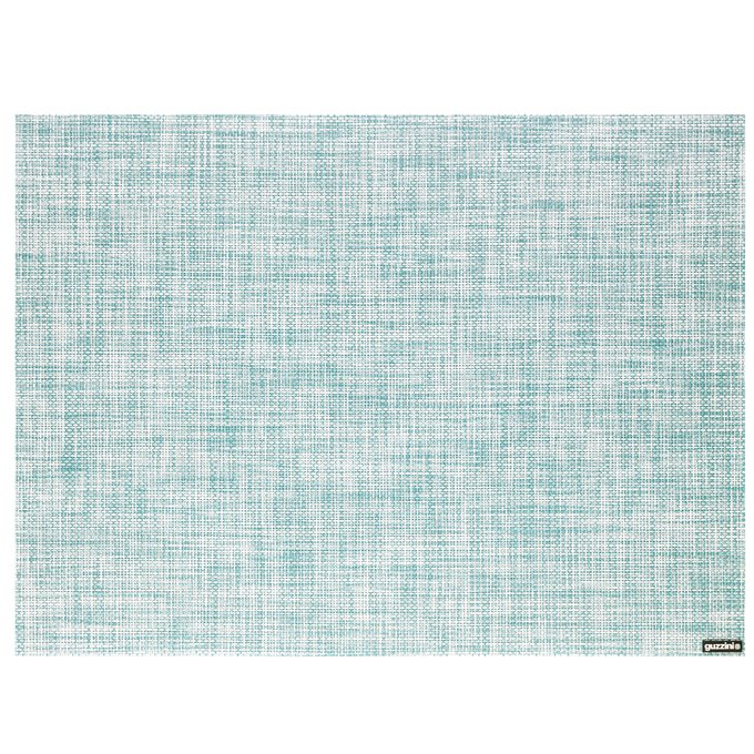 Коврик сервировочный Tweed голубого цвета