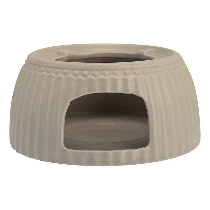 Грелка для чайника Alice warm grey серого цвета