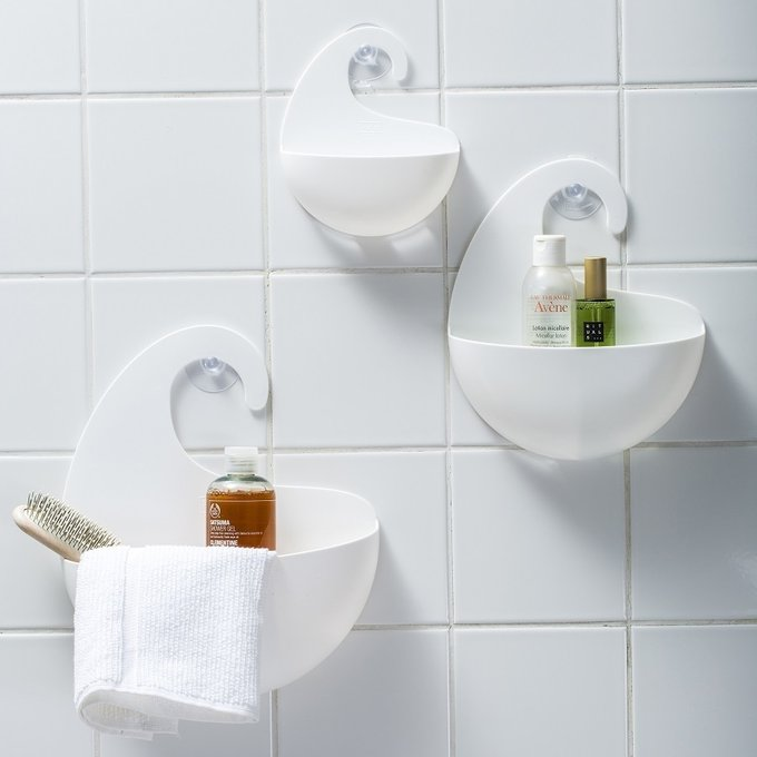 Органайзер для ванной Surf xs прозрачный