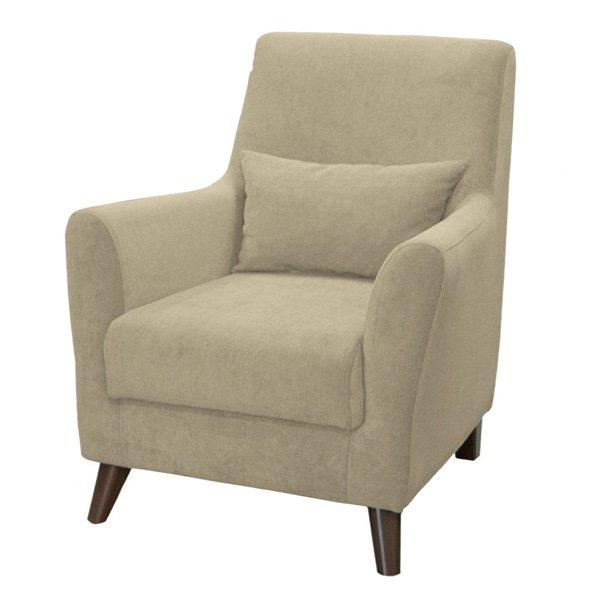 Кресло Либерти бежевого цвета