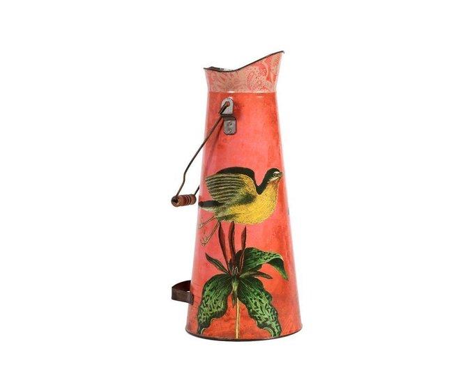 Декоративный кувшин Catesby's Natural History Pink