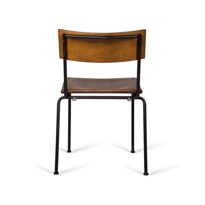 Стул Sean Tondo коричневого цвета
