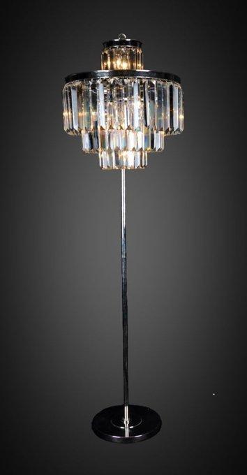 Торшер с 10-ю лампами