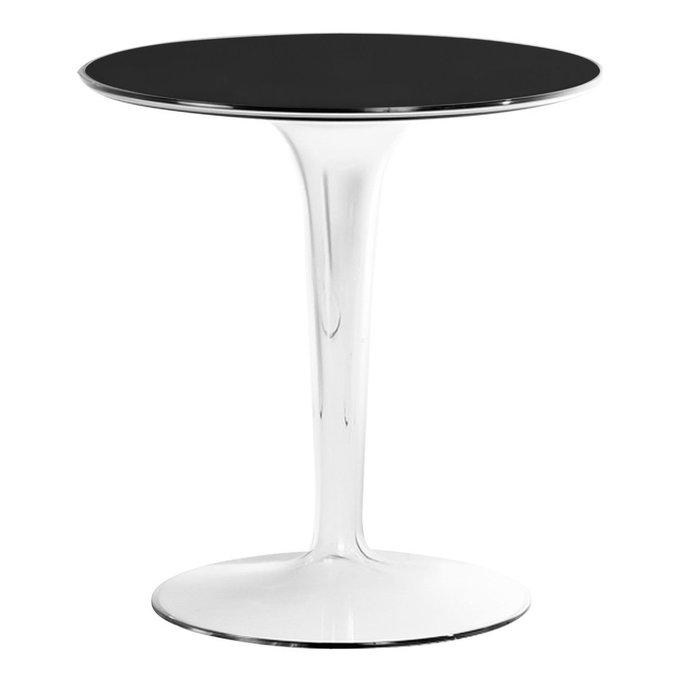 Кофейный стол TipTop с черной столешницей