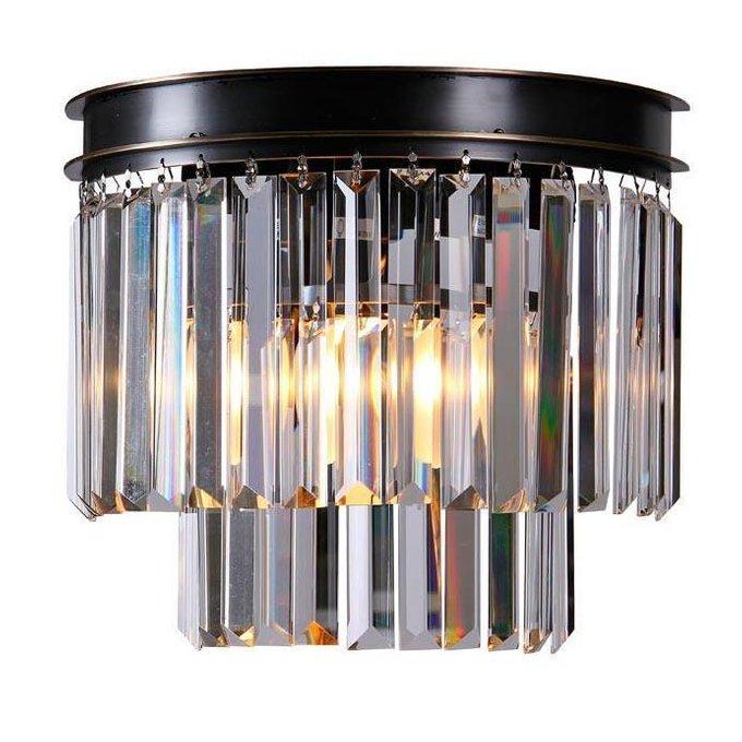 Настенный светильник Newport black