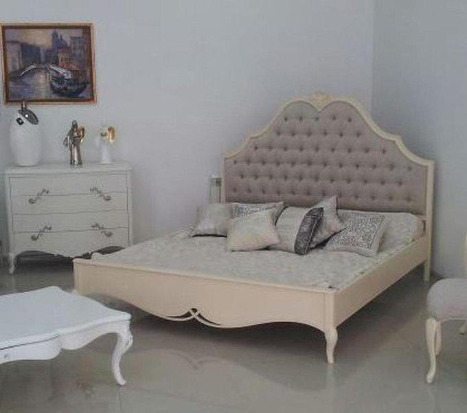 """Кровать с решеткой """"Franca"""""""