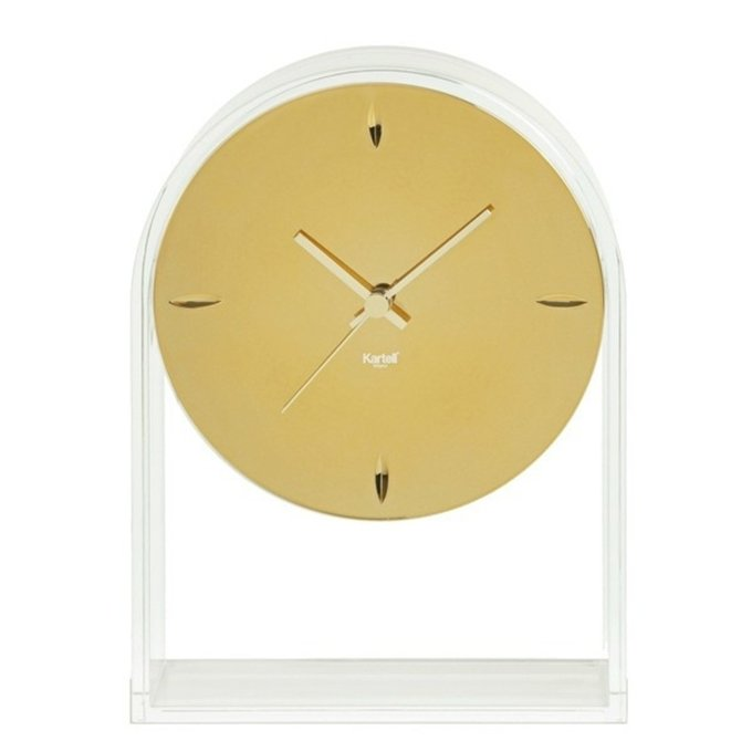Часы Air du Temps золотого цвета