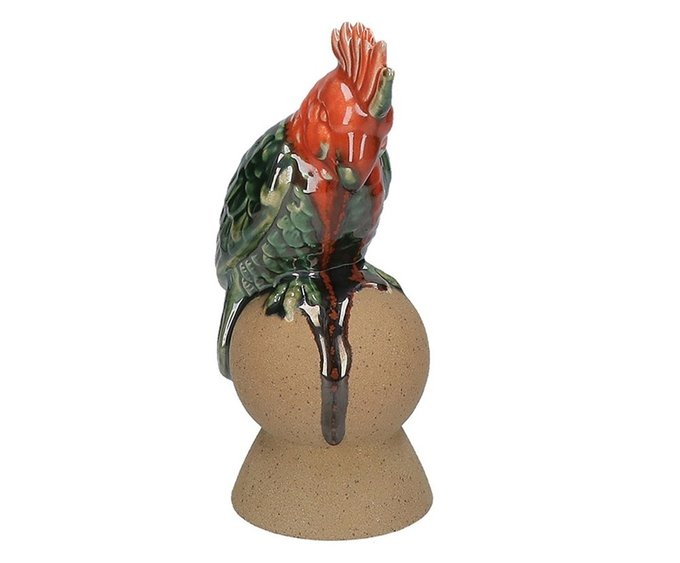 Фигурка Arizona Parrot из керамики
