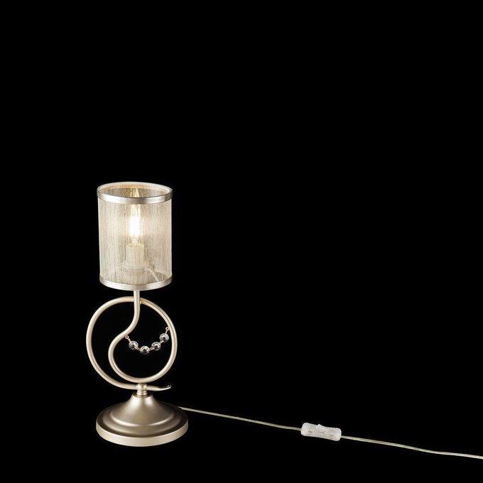 Настольная лампа Bonadonna золотого цвета