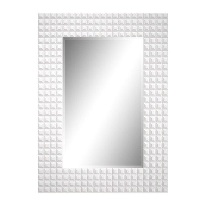 Зеркало настенное Miele White