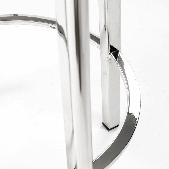 Полубарный стул Deja-vu из стали