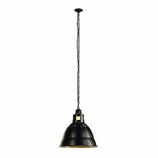 Светильник подвесной SLV Para черный