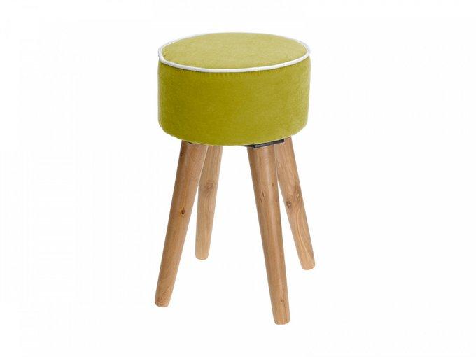 Табурет Hot Summer светло-зеленого цвета
