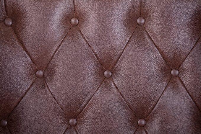 Дизайнерское кресло Royal brown коричневого цвета