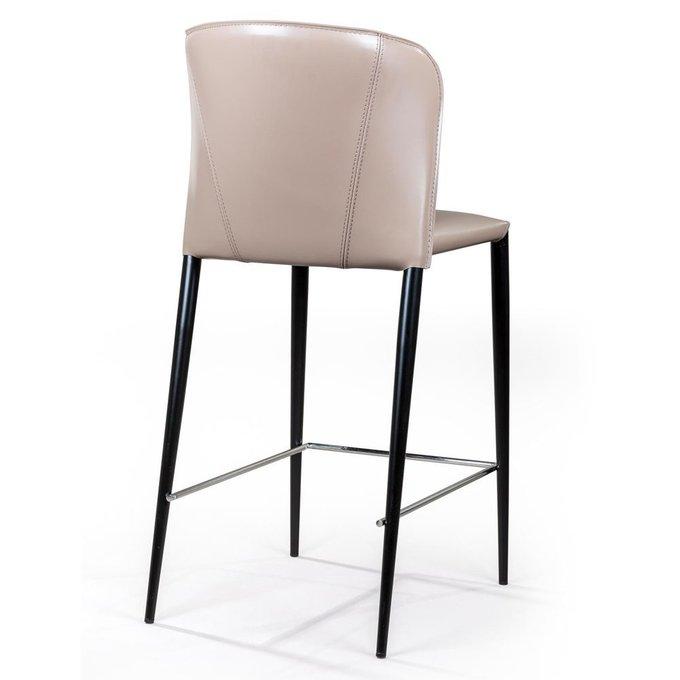 Полубарный стул Albert цвета капучино