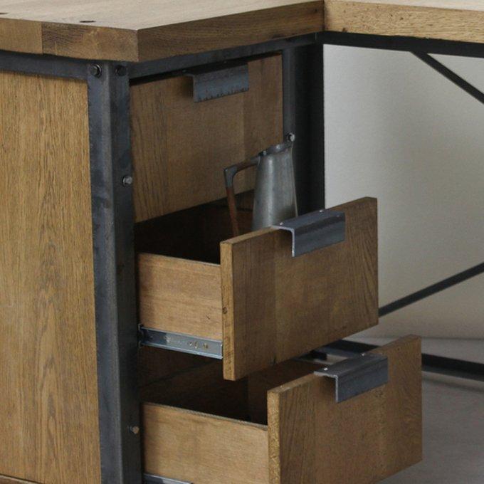 Угловой рабочий стол Savoy Корнер