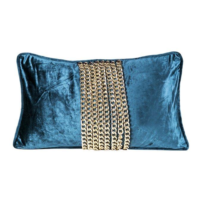 Декоративная подушка Disco с цепочками