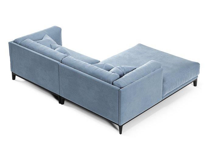 Диван Case голубого цвета