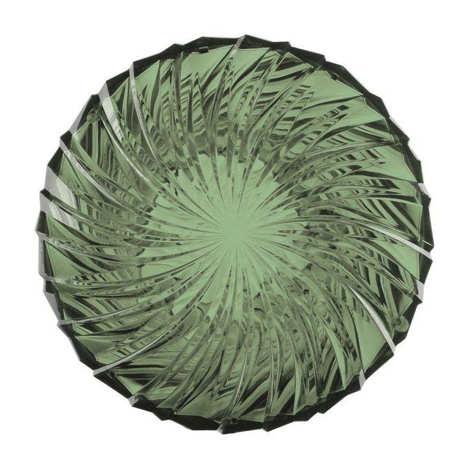 Столик журнальный Sparkle зеленого цвета