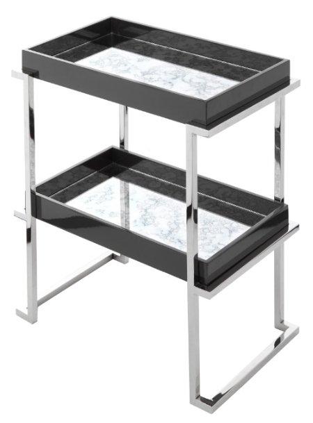 Серверовоочный столик Ansley на металлических ножках