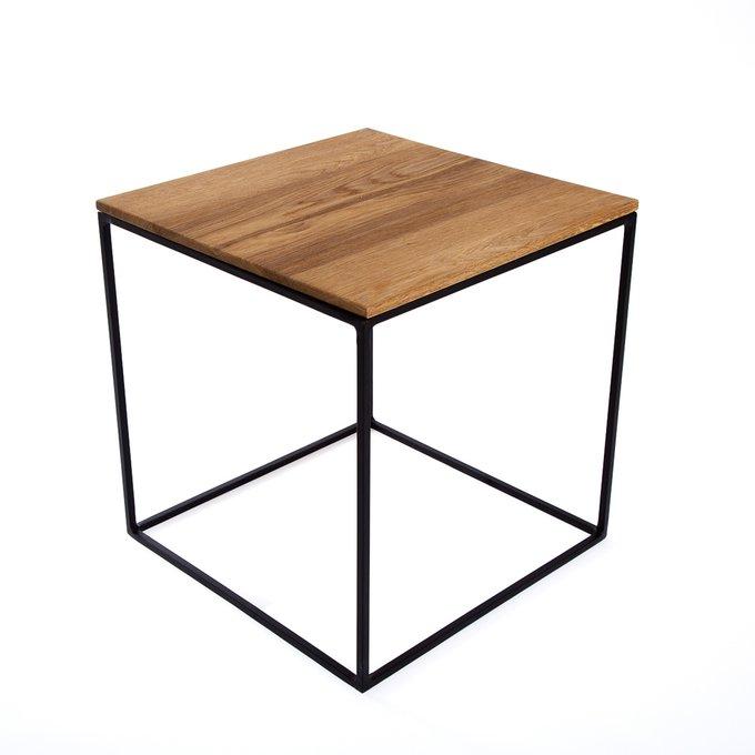 Стол со столешницей из массива бука High