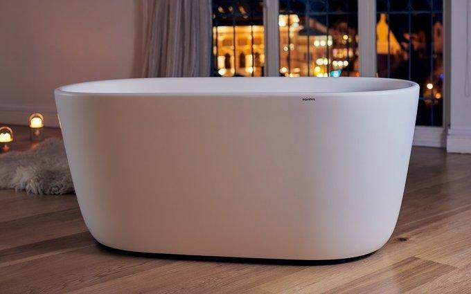 Каменная Ванна Lullaby Mini белая