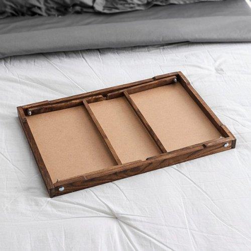Столик для завтрака в постель из массива ясеня