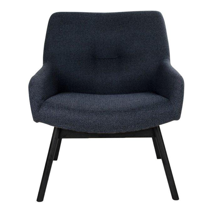 Кресло London темно-серого цвета