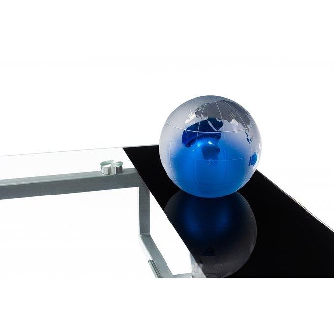 Компьютерный стол Beril со стеклянной столешницей