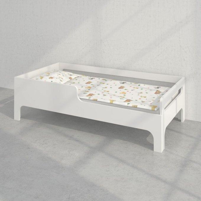 """Кровать с бортиками """"MODE #3"""" 80х160"""